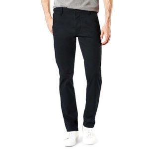 Dockers Men's Alpha Tapered Fit Khaki Pants